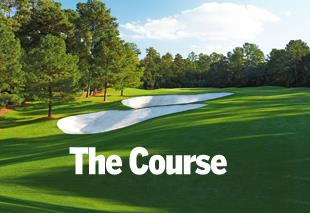 The Masters 2014 Course