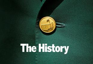 The Masters 2014 History