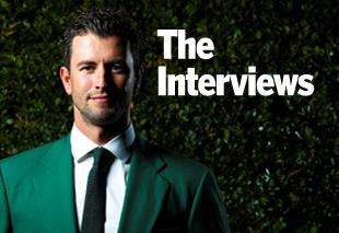 The Masters 2014 Interviews