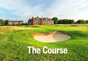 The Open 2014 - The Course