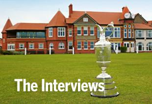 The Open 2014 - The Interviews