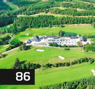 Top 100 Golf Courses Europe 2015
