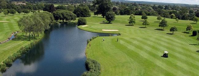 Top 10 Golf Courses – Staffordshire