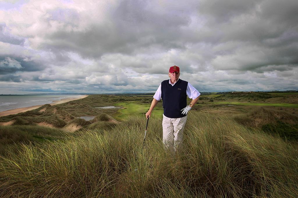 Donald Trump on the game of golf