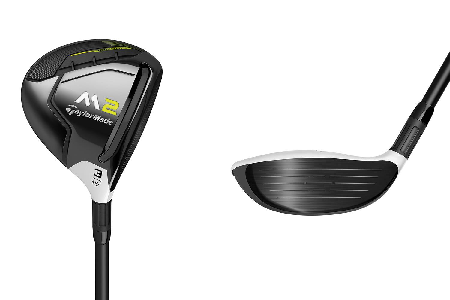 TaylorMade reveal new M2 woods