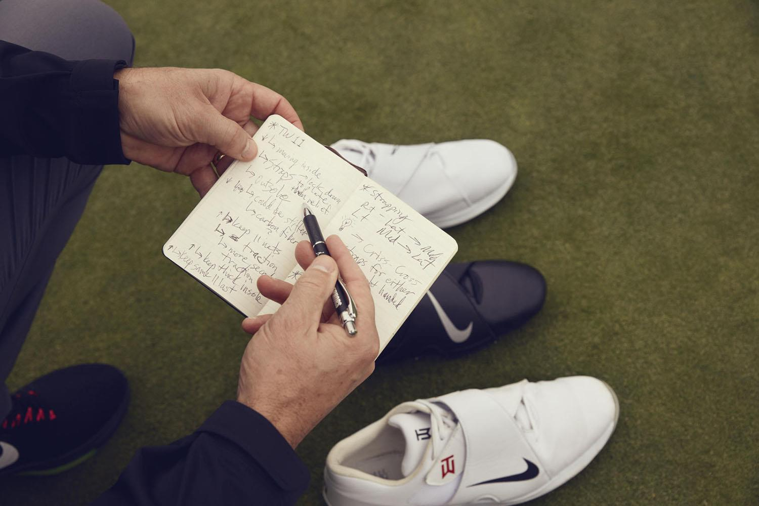 2aee7cd9d84fac The story behind Tiger Woods  new Nike TW  17 shoes
