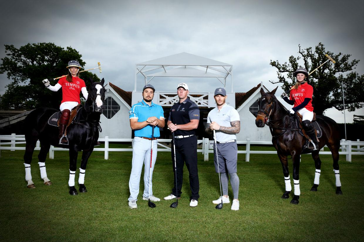 Long drive world series being held at the polo club