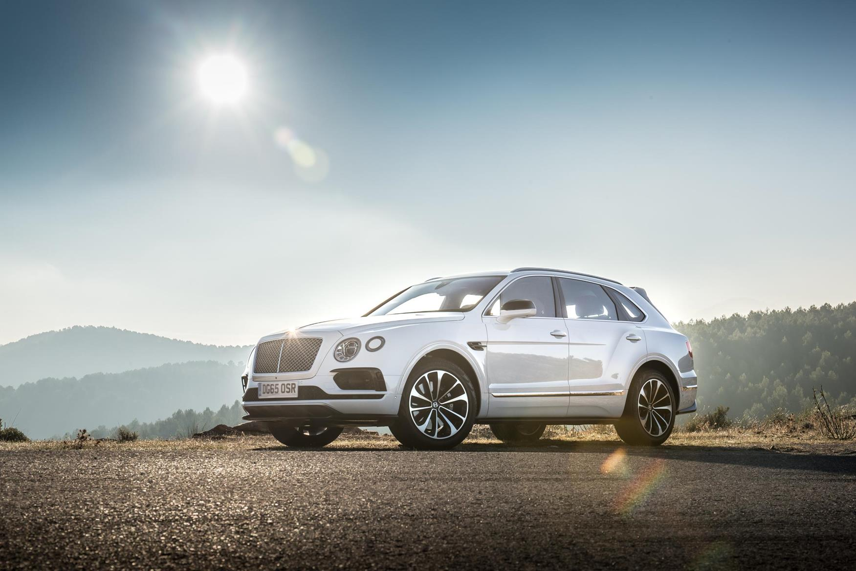 Bentley Bentayga: the ultimate golfers' SUV?