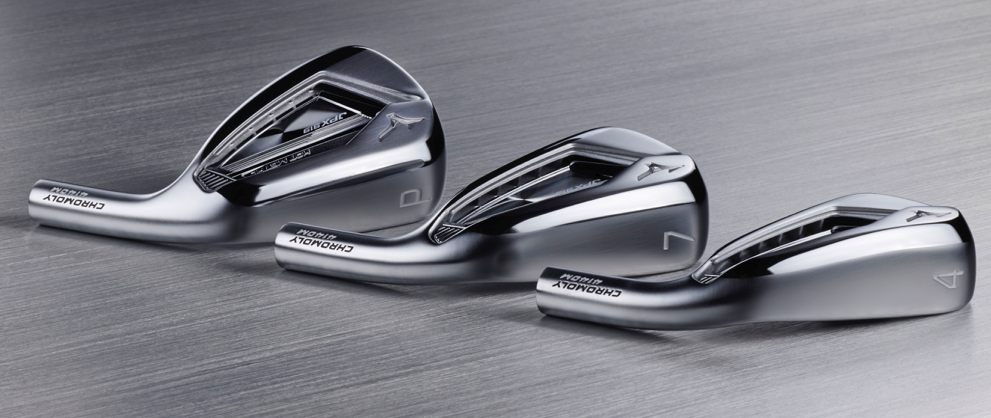 Mizuno JPX919 Hot Metal iron