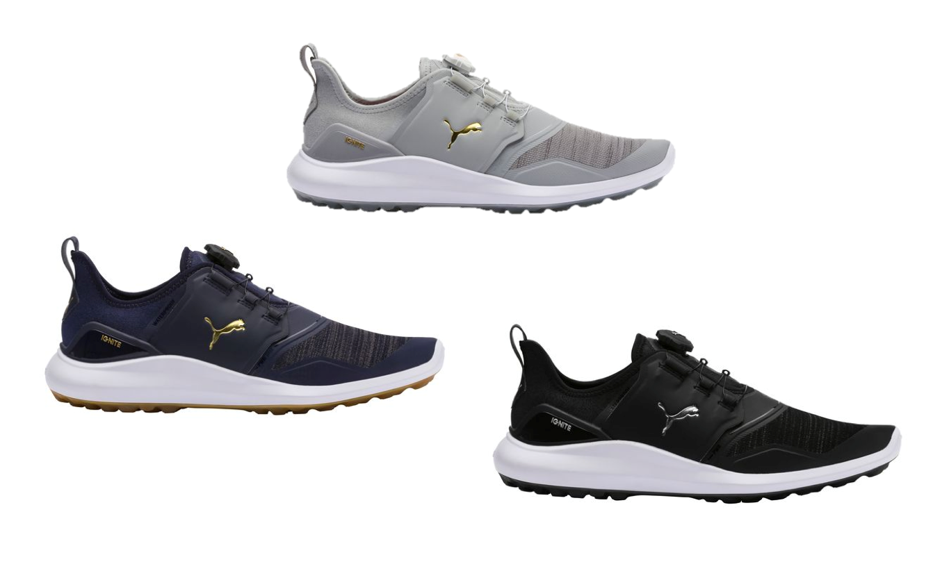 Puma Golf Launches New Nxt Footwear Collection Today S Golfer