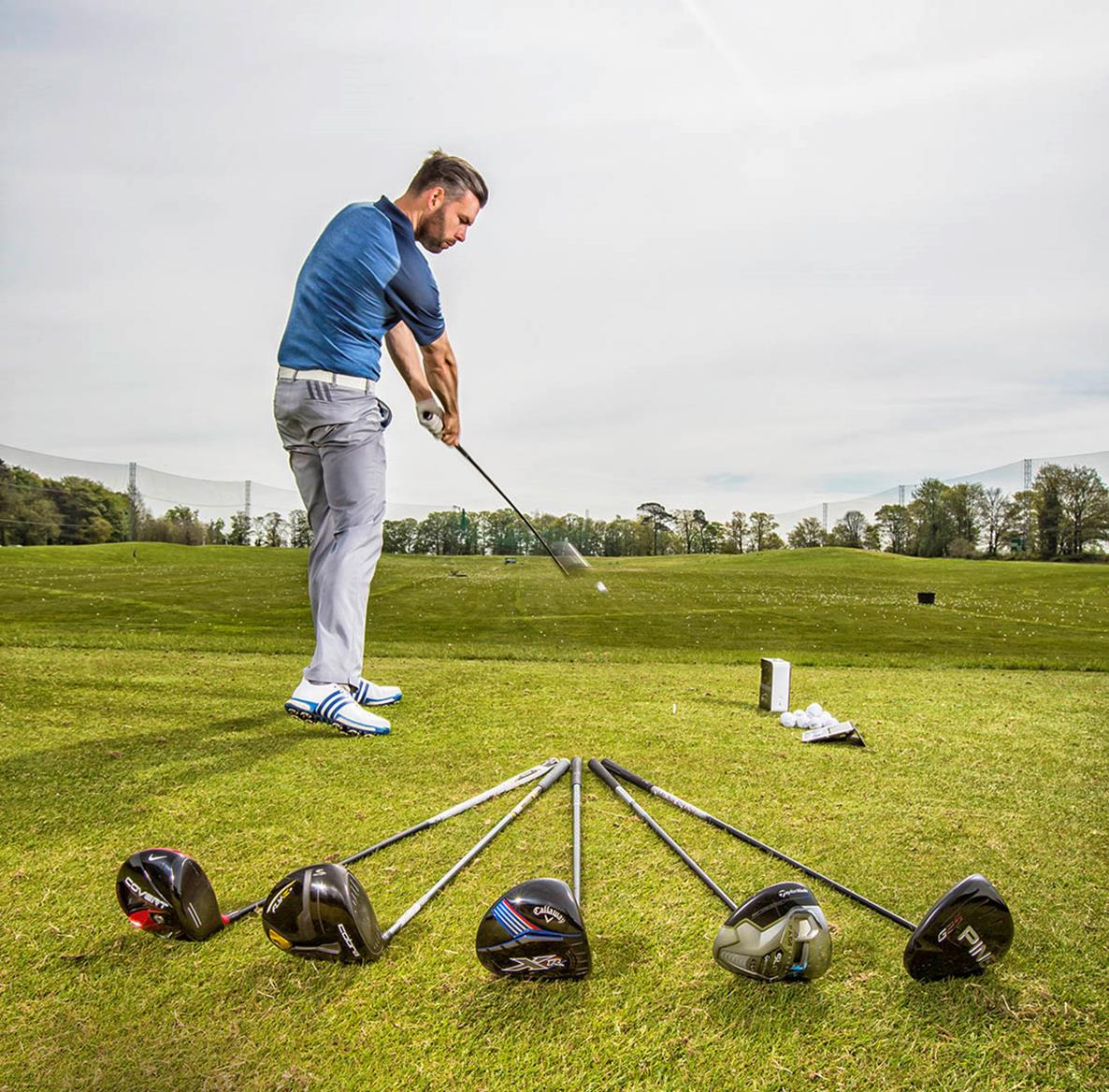 90% of driver shafts are too long"