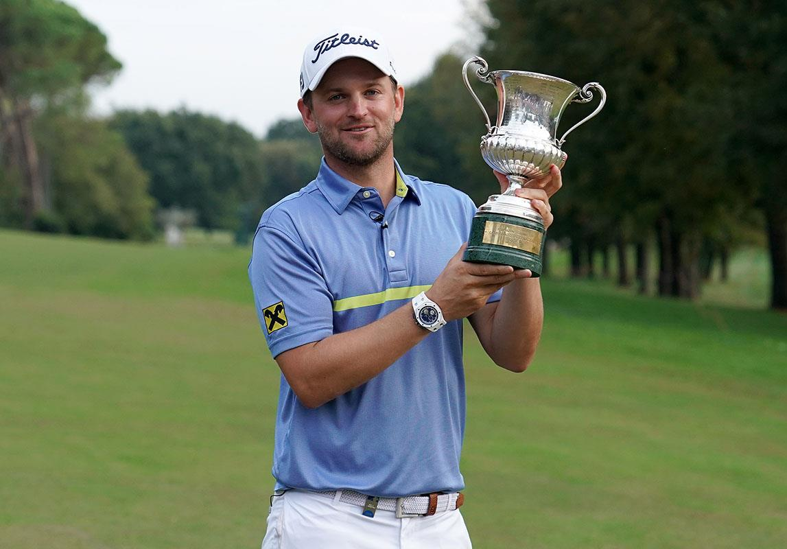 Bernd Wiesberger knows how to shoot low scores.