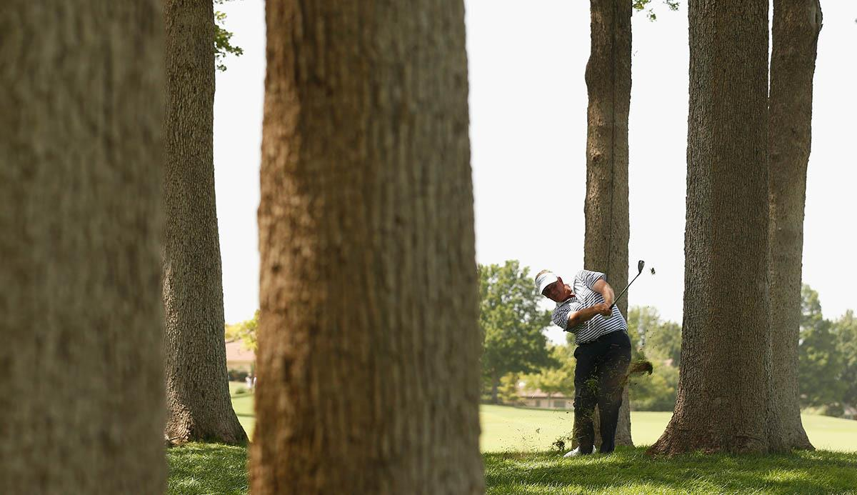 Sensible golf helped Colin Montgomerie to plenty of wins.