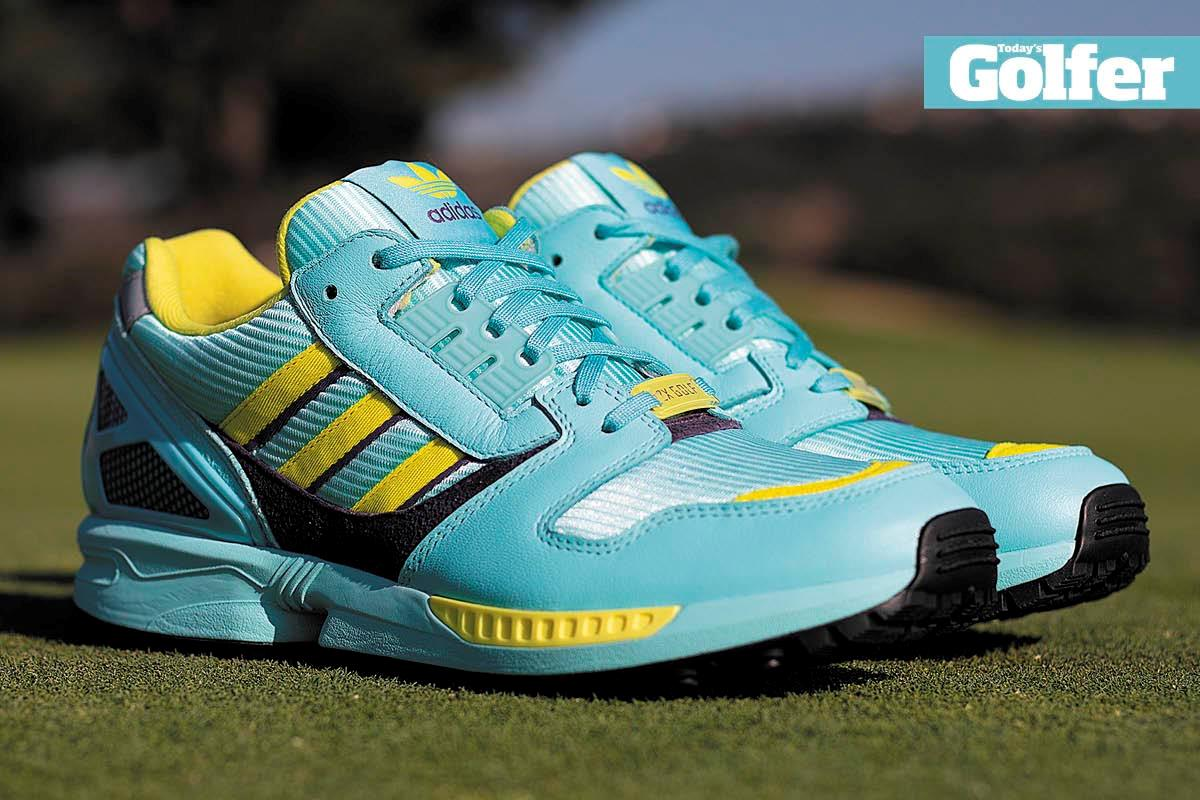 Limited-edition Adidas ZX 8000 golf shoe revealed | Today's Golfer