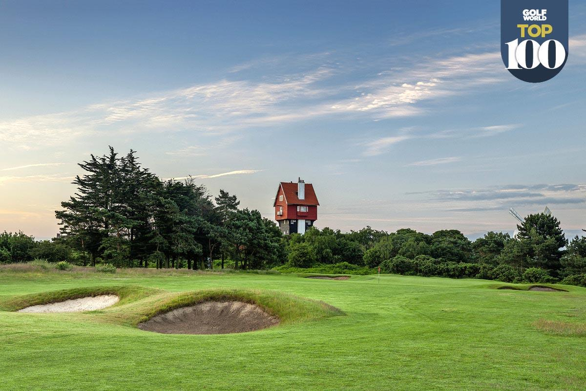 Thorpeness is one of the best golf resorts in the UK and Ireland.