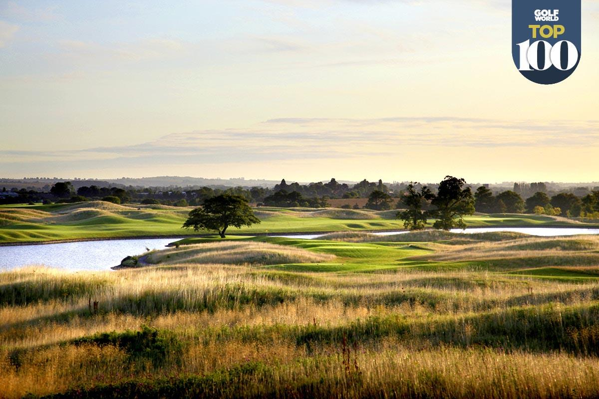 The Oxfordshire is one of the best golf resorts in UK and Ireland.