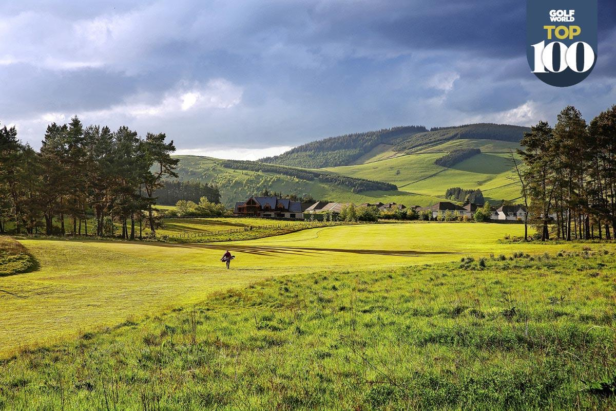 Cardrona is one of the best golf resorts in UK and Ireland.