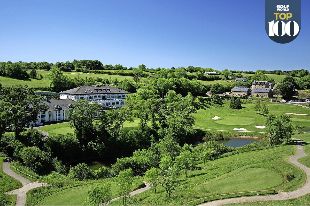 Dartmouth Hotel is one of the best golf resorts in UK and Ireland.