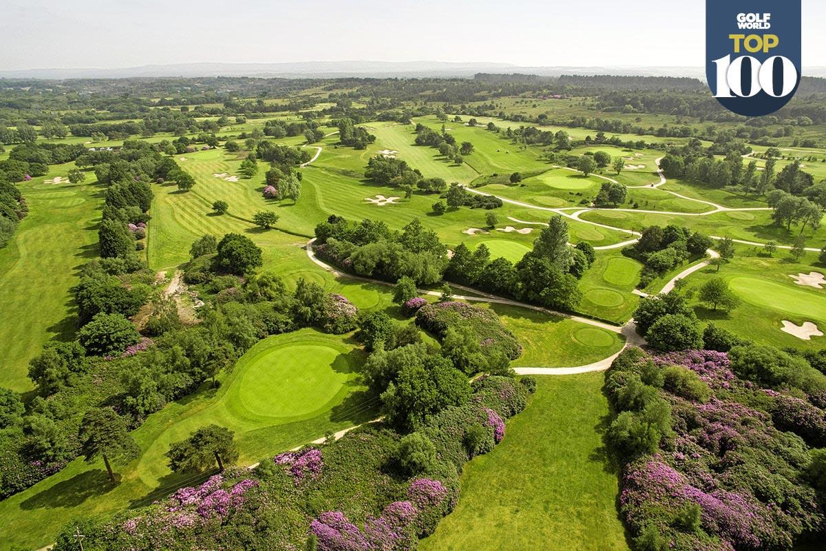 The Dorset Golf and Country Club is one of the best golf resorts in UK and Ireland.