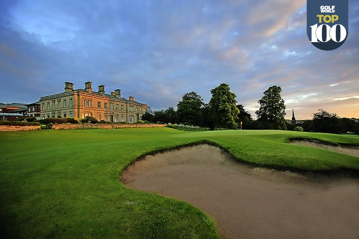 Oulton Hall is one of the best golf resorts in UK and Ireland.