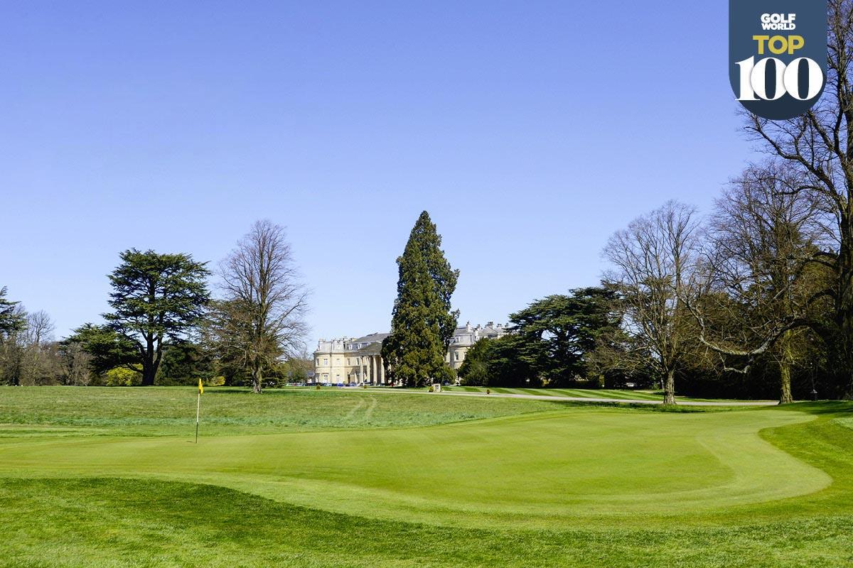 Luton Hoo is one of the best golf resorts in Great Britain and Ireland.