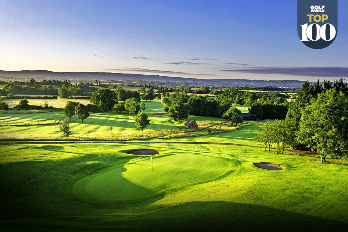 Tewkesbury Park is one of the best golf resorts in the UK and Ireland.