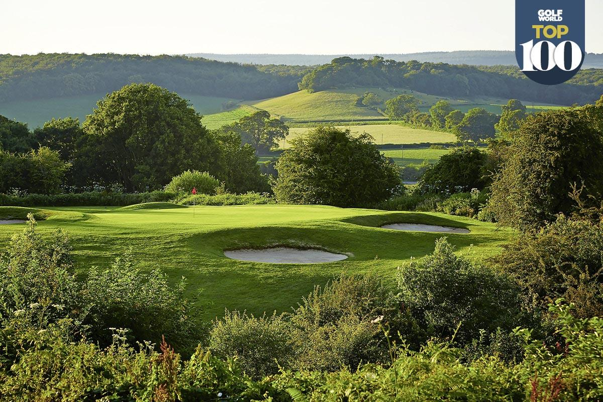 St Pierre is one of the best golf resorts in Great Britain and Ireland.