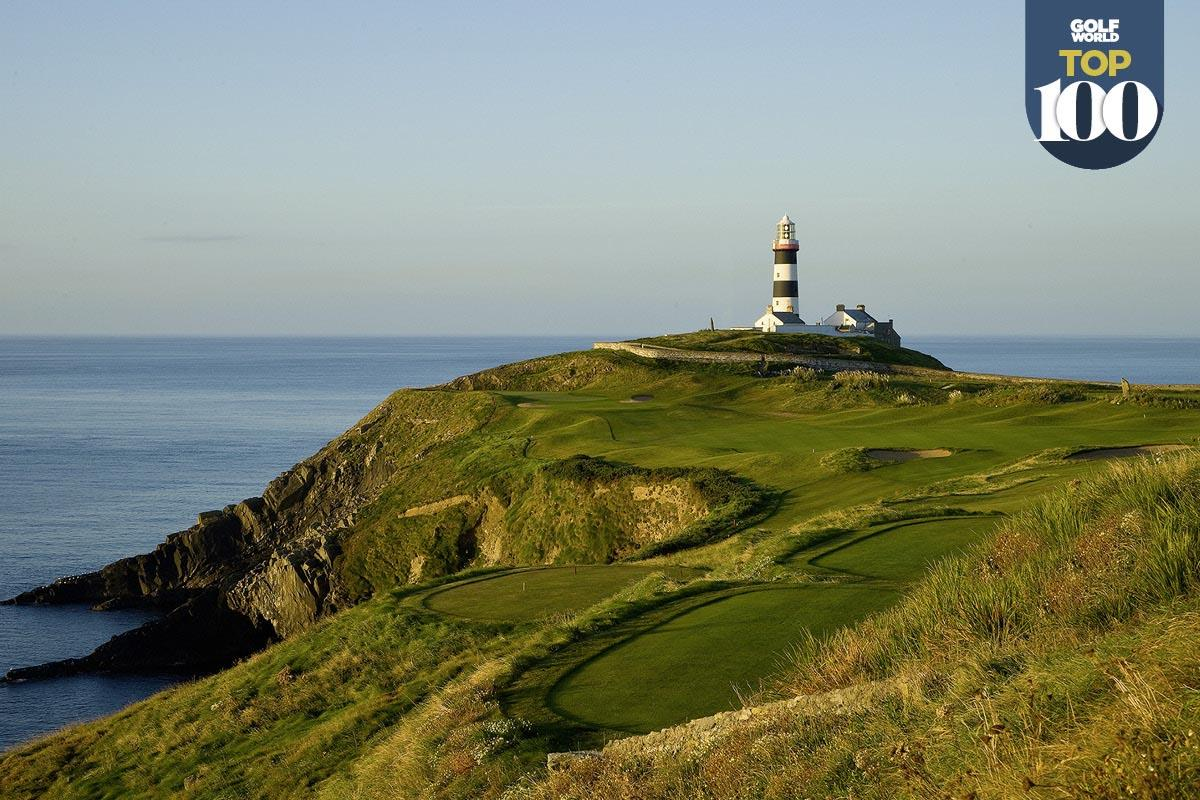 Old Head of Kinsale is one of the best golf resorts in Great Britain and Ireland.