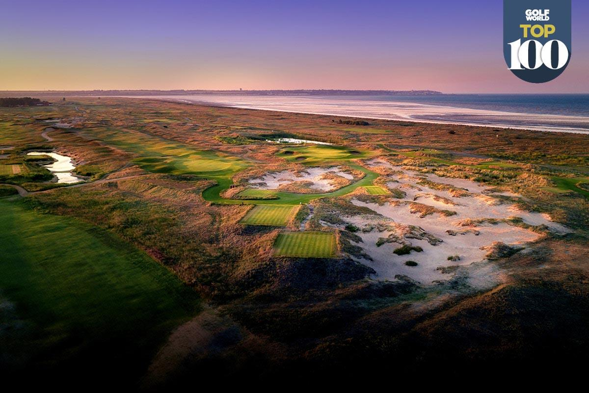 Prince's is one of the best golf resorts in Great Britain and Ireland.