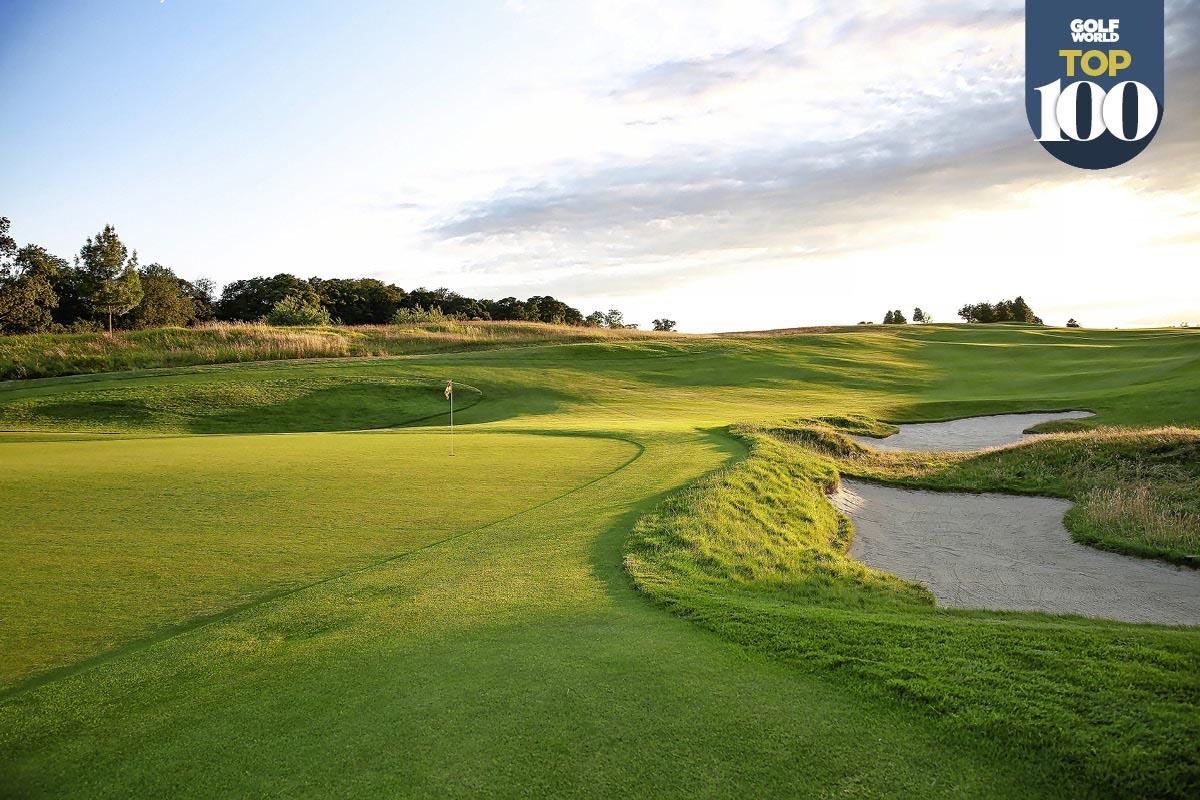The Grove is one of the best golf resorts in Great Britain and Ireland.