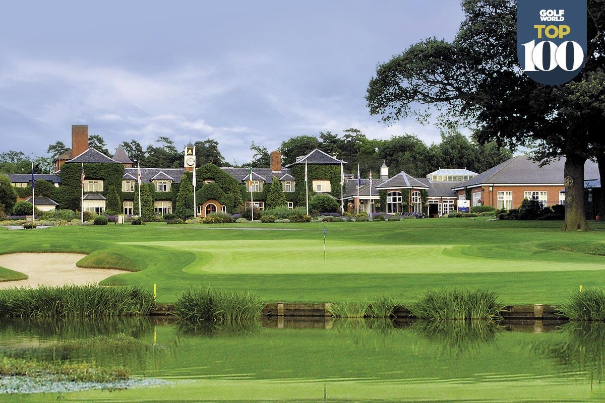 The Belfry is one of the best golf resorts in Great Britain and Ireland.