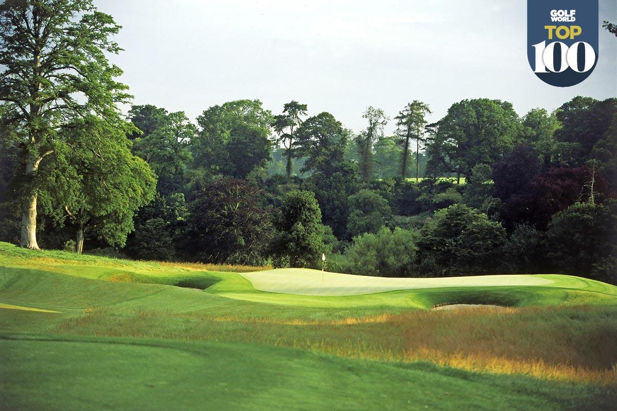 Carton House is one of the best golf resorts in Great Britain and Ireland.