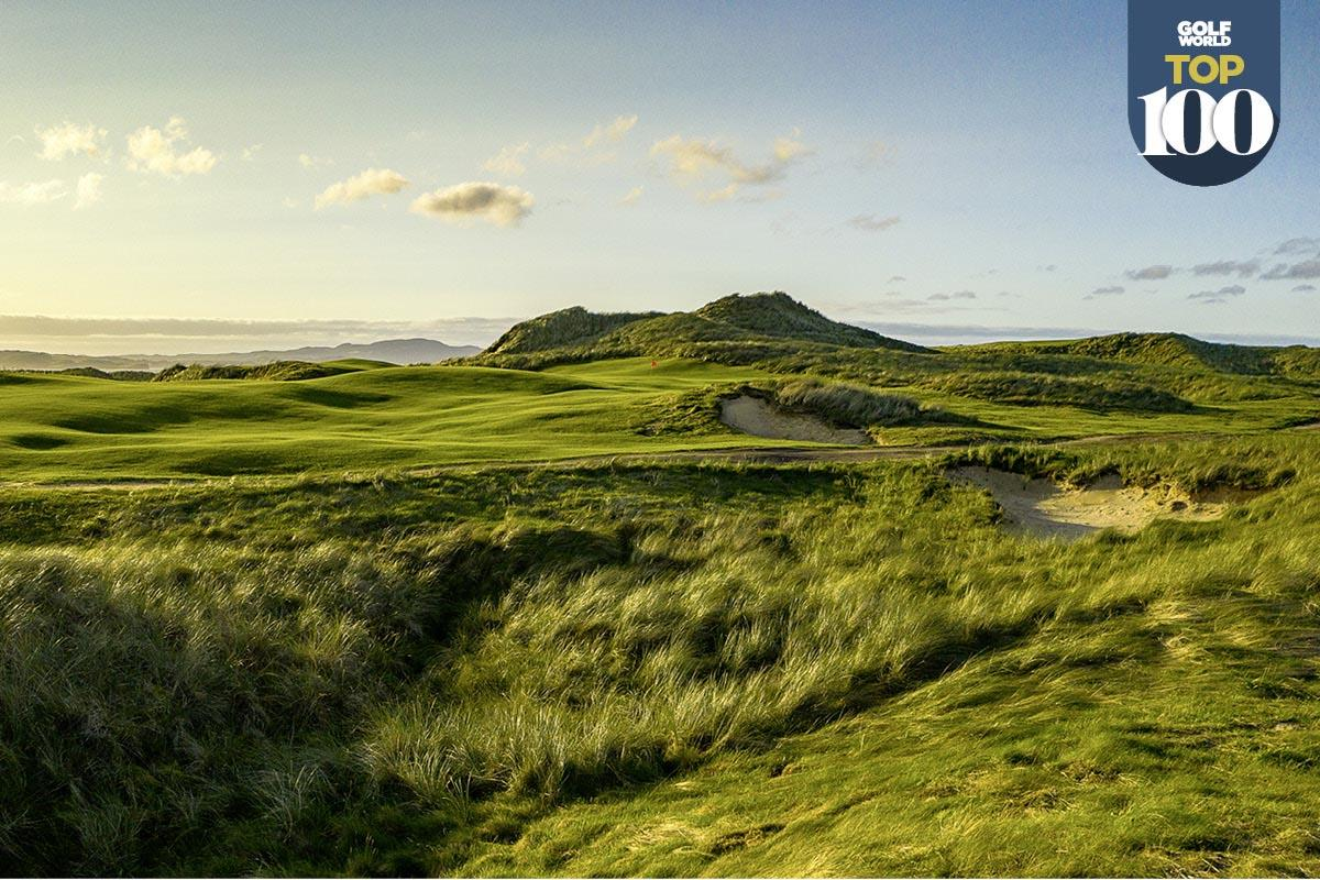Rosapenna is one of the best golf resorts in Great Britain and Ireland.