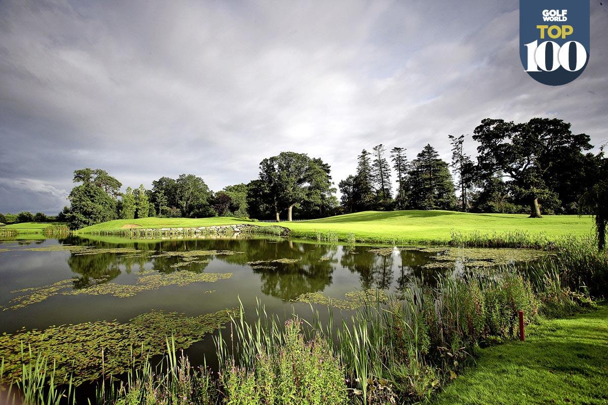The K Club is one of the best golf resorts in Great Britain and Ireland.