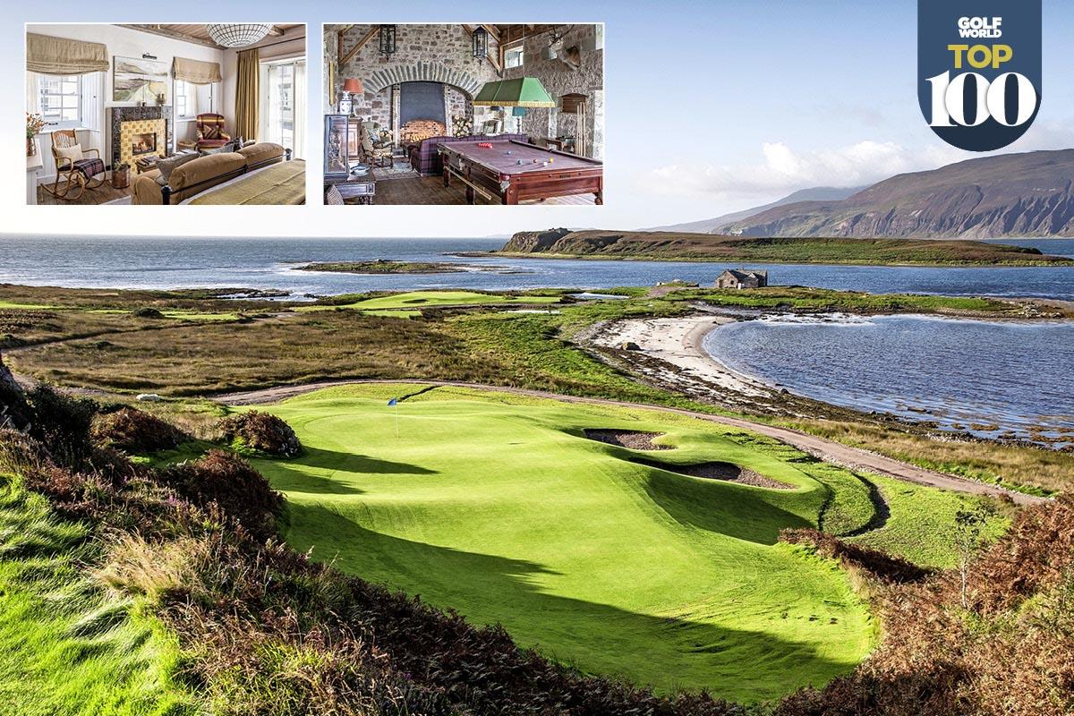 Ardfin is one of the best golf resorts in Great Britain and Ireland.