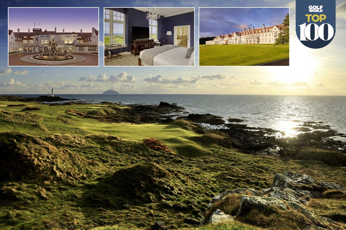 Trump Turnberry is one of the best golf resorts in Great Britain and Ireland.