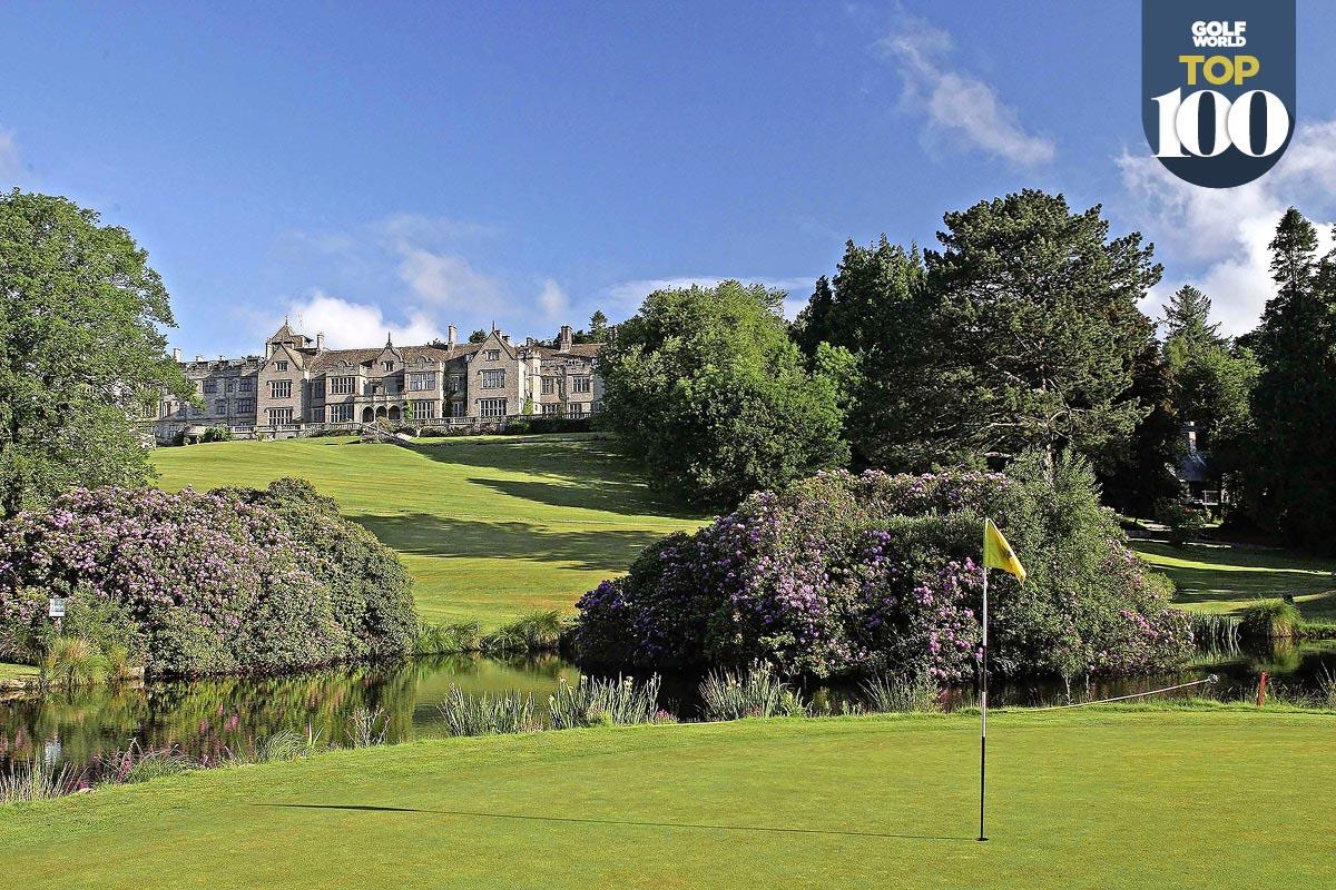 Bovey Castle is one of the best golf resorts in Great Britain and Ireland.