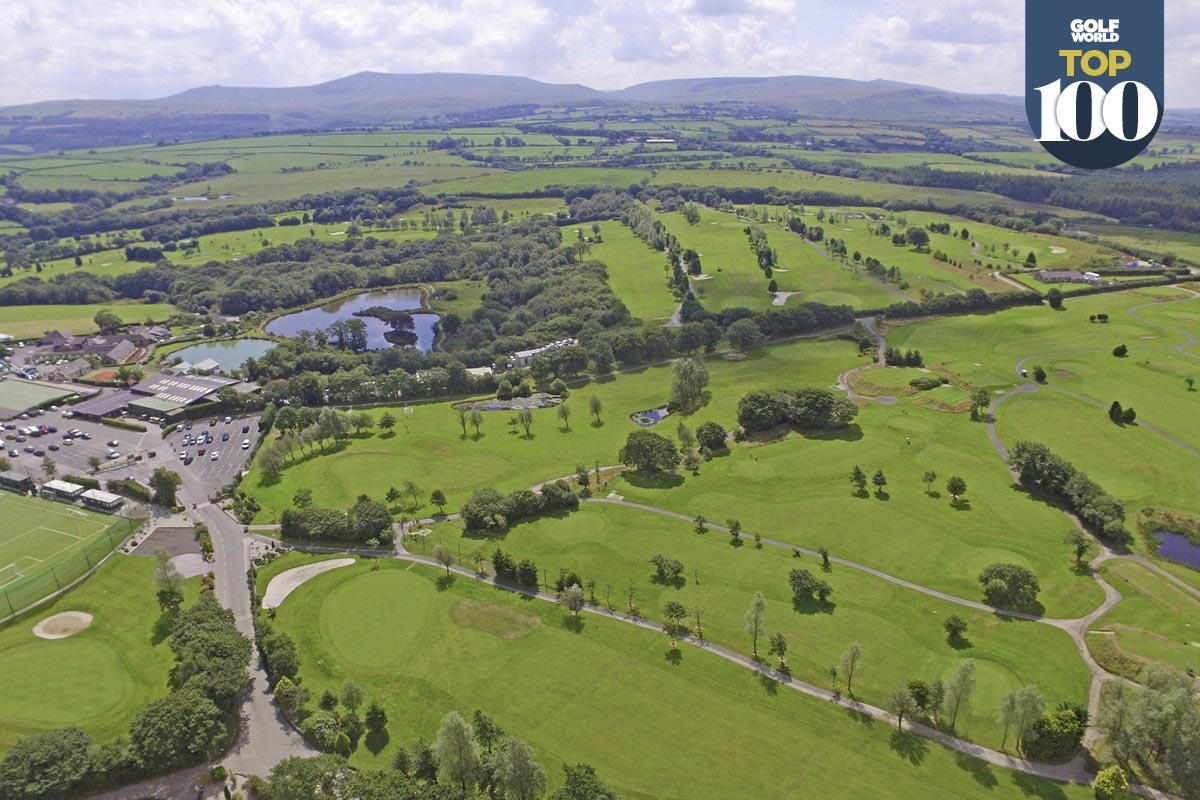 Manor House and Ashbury is the biggest and one of the best golf resorts in the UK and Ireland.
