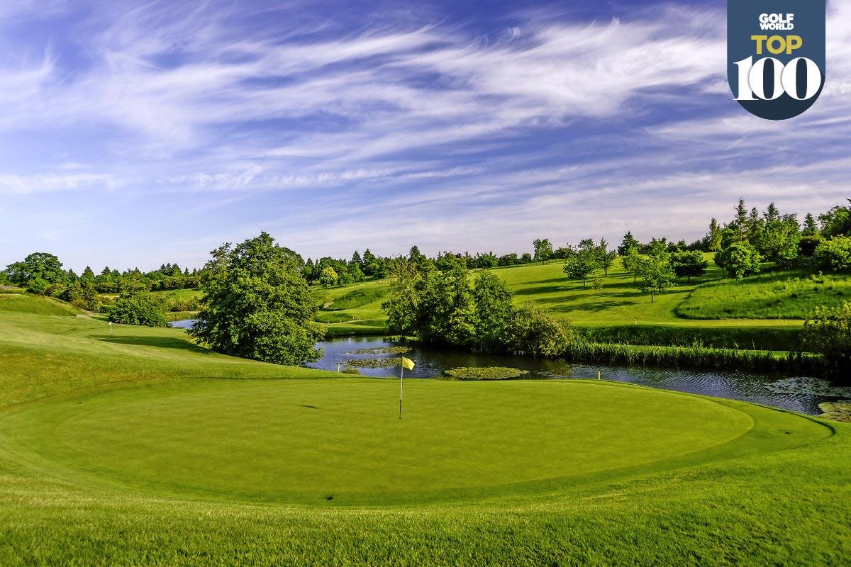 Greetham Valley is one of the best golf resorts in Great Britain and Ireland.