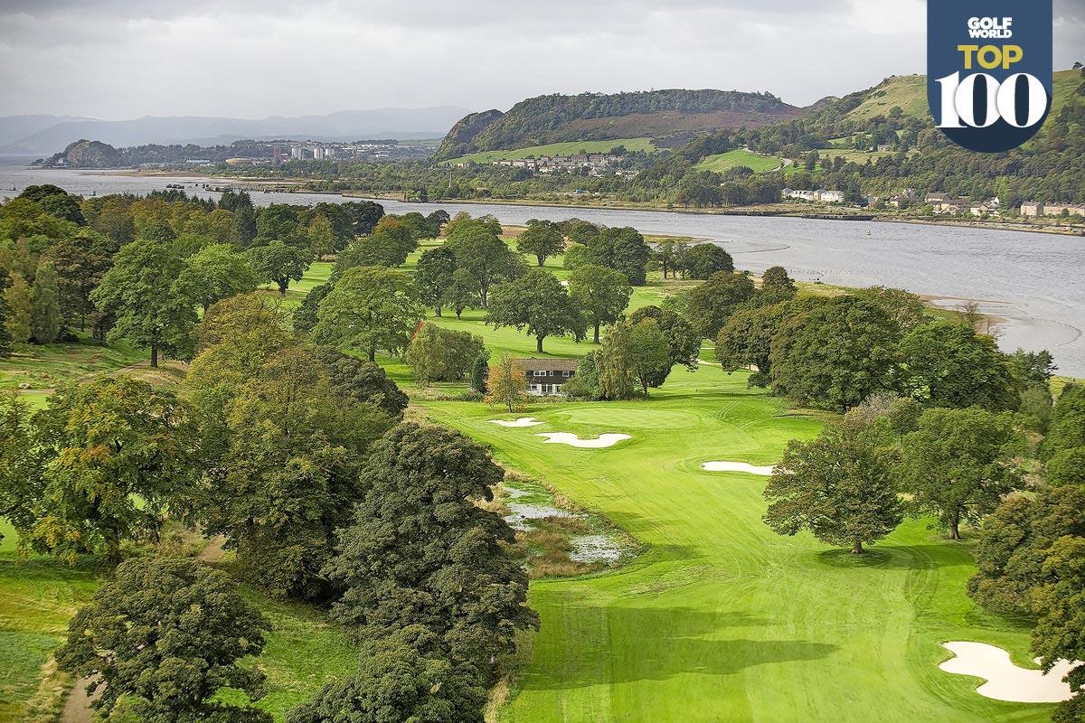 Mar Hall is one of the best golf resorts in Great Britain and Ireland.