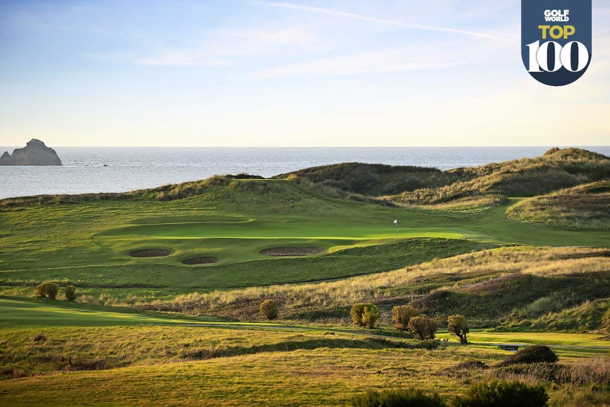 Trevose is one of the best golf resorts in Great Britain and Ireland.