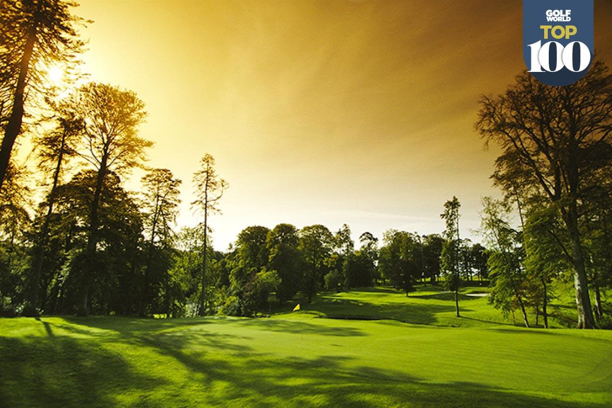 Mount Juliet is one of the best golf resorts in Great Britain and Ireland.