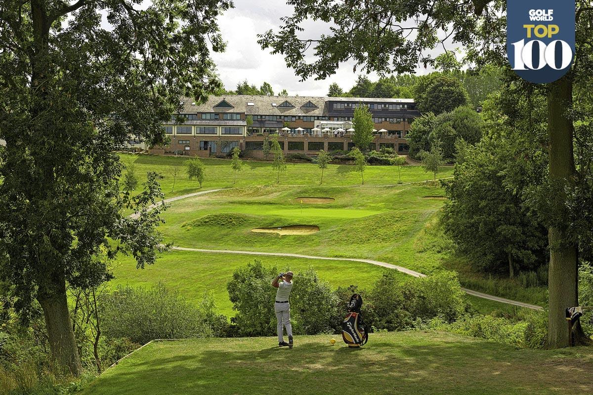 Hellidon Lakes is one of the best golf resorts in Great Britain and Ireland.