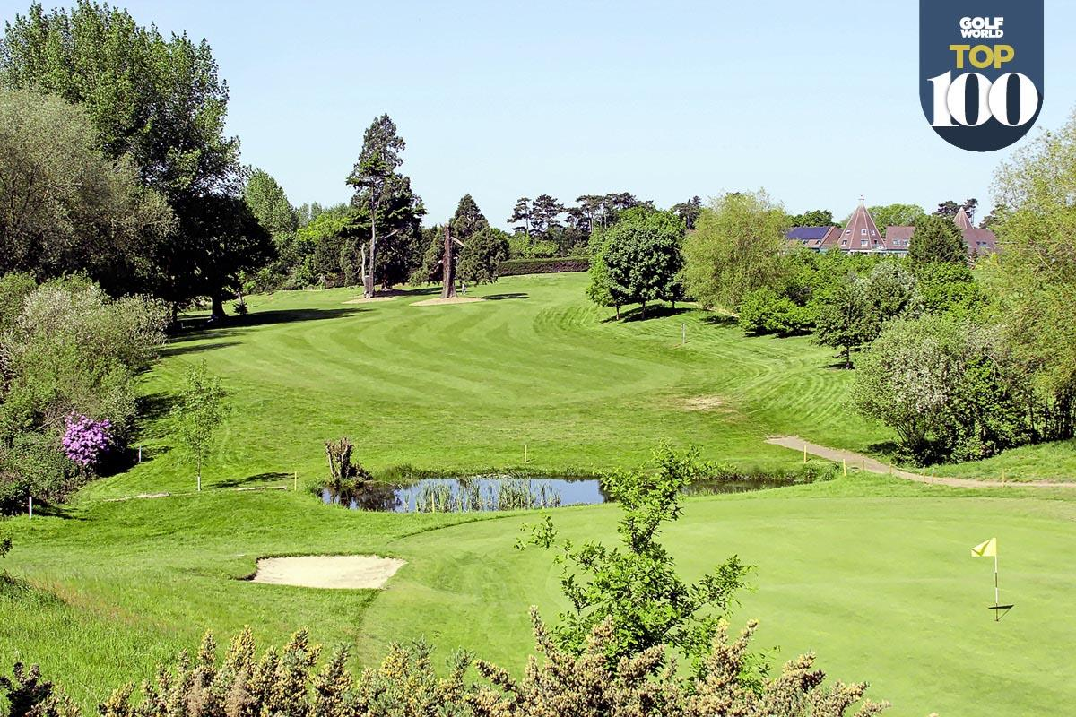 Ufford Park is one of the best golf resorts in Great Britain and Ireland.