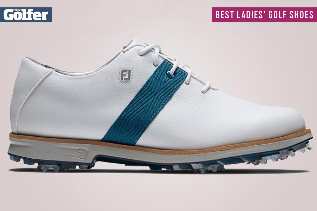 FootJoy Premiere Series are among the best women's golf shoes.