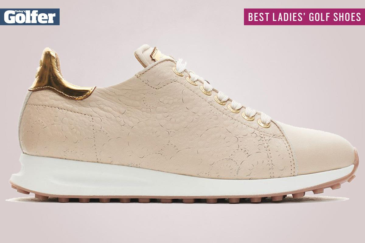 Duca Del Cosma Atlantis are among the best women's golf shoes.