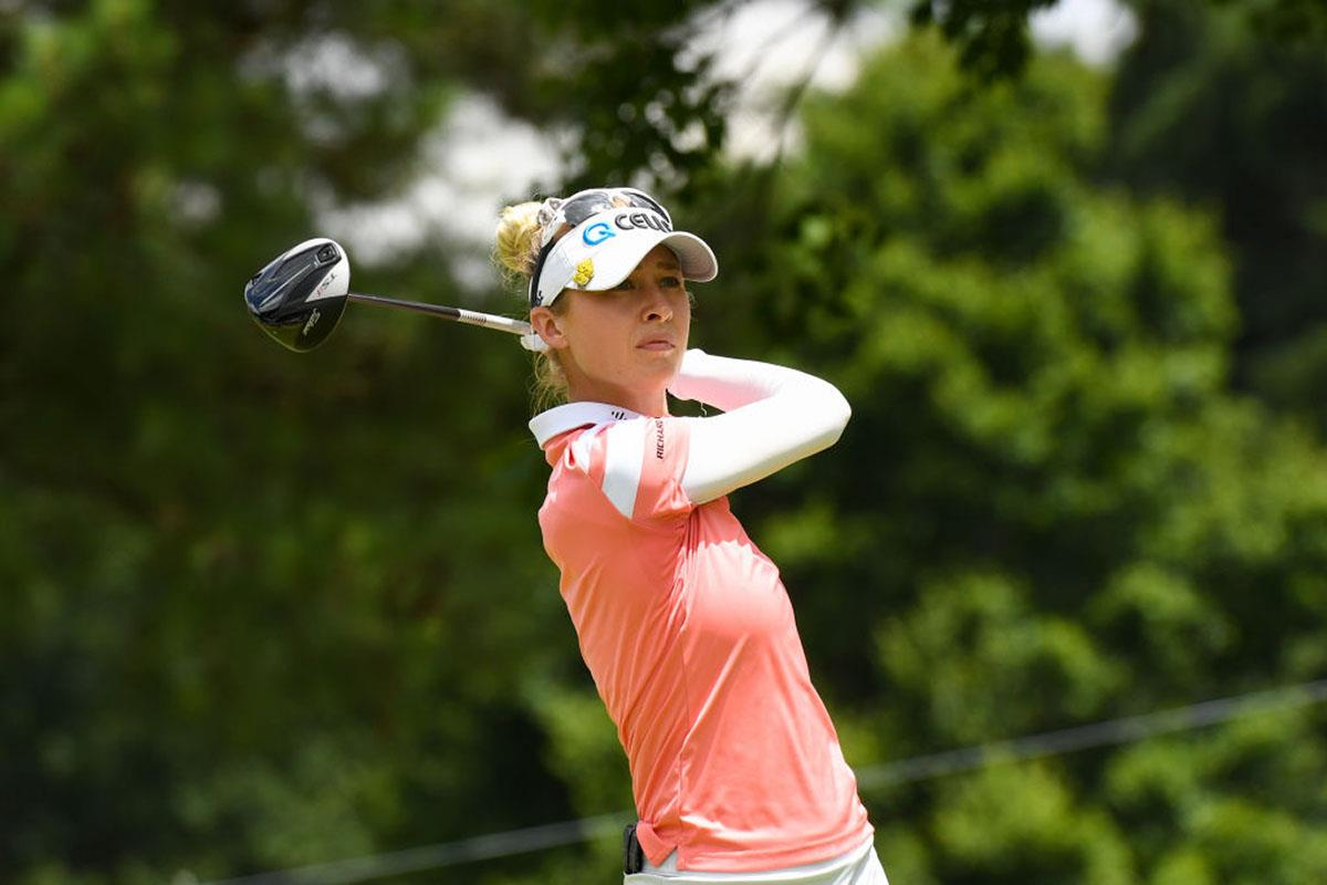 Nelly Korda uses the Titleist TSi1 driver.