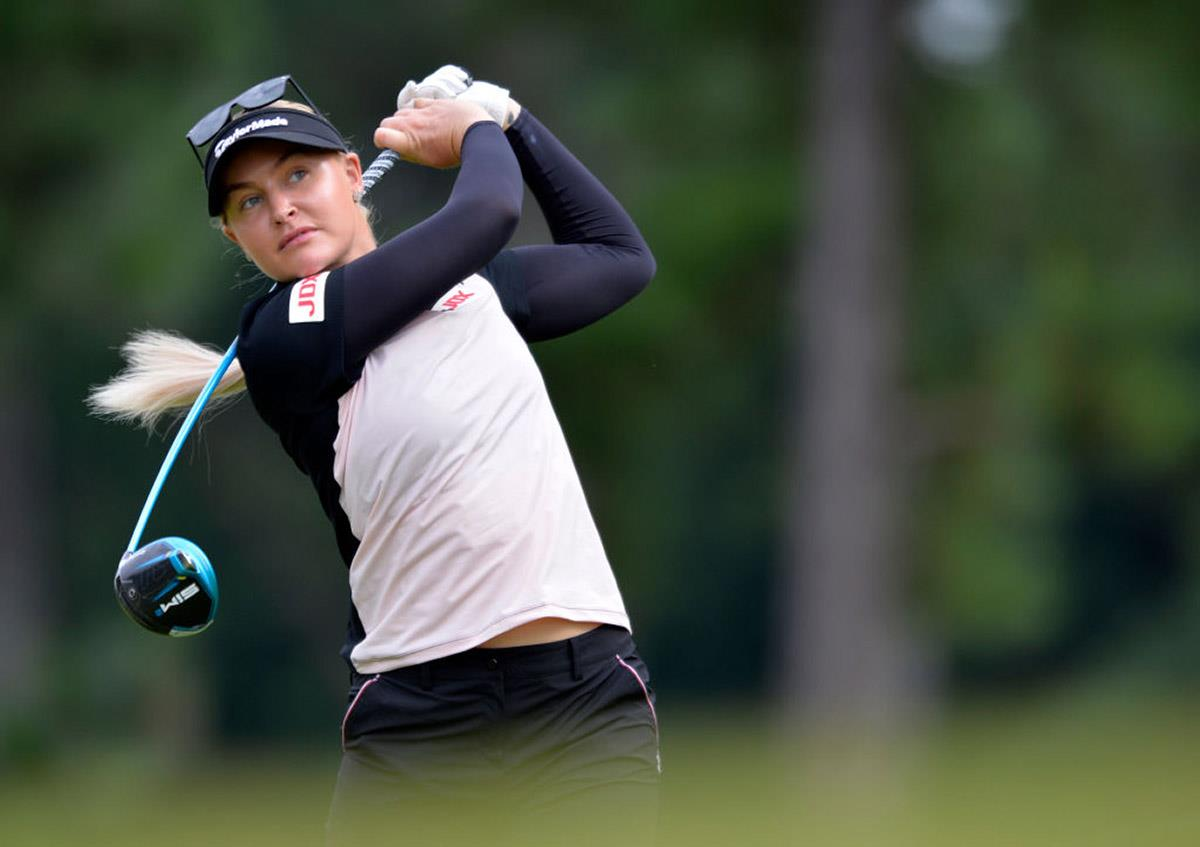 Can Charley Hull end the European drought at the Evian Championship?