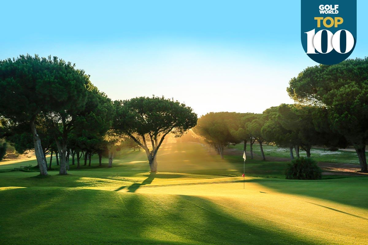 Palmares is one of the best golf courses in Portugal.