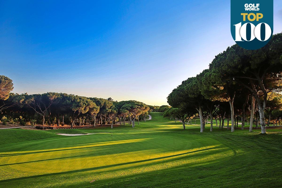 Dom Pedro is one of the best golf courses in Portugal.
